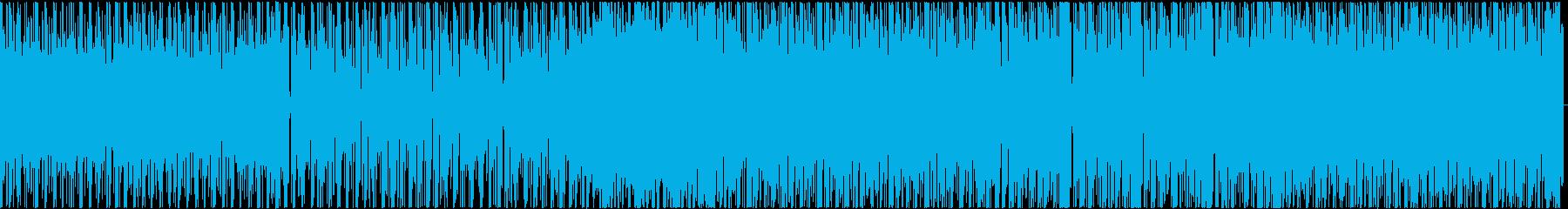 DJ/ダンス/EDM/TikTokの再生済みの波形
