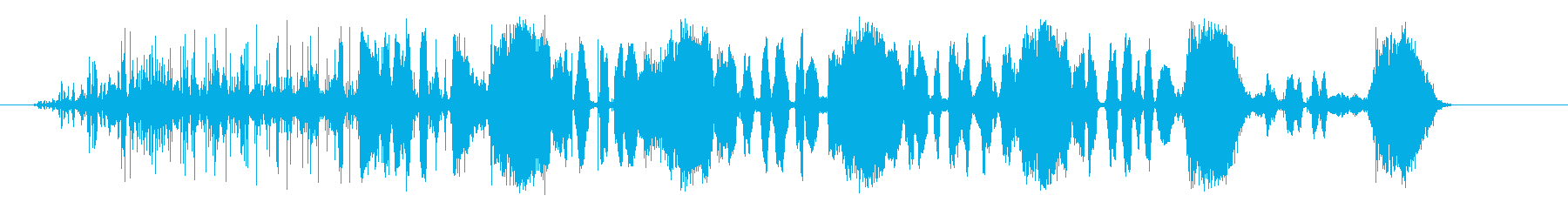 エルロシオビバスアロシオの再生済みの波形