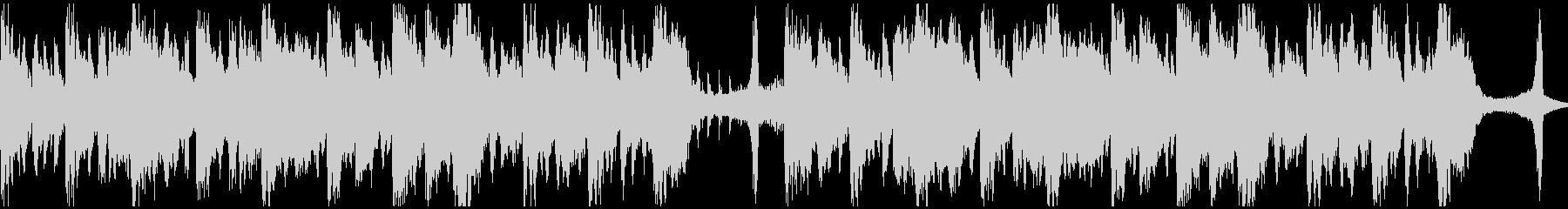 モダン 実験的 ほのぼの 幸せ フ...の未再生の波形