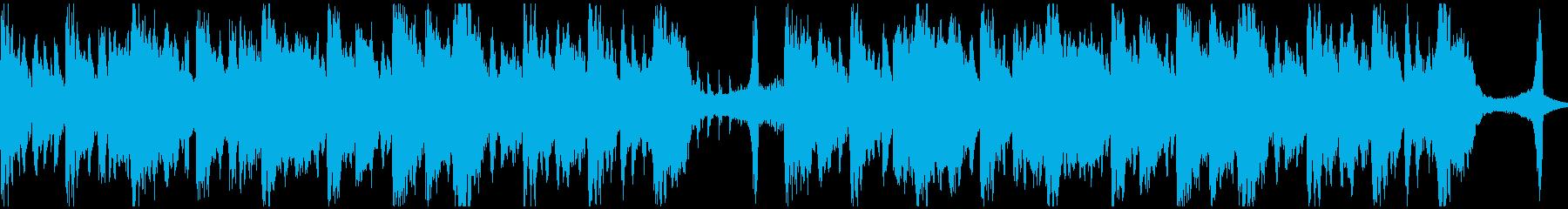 モダン 実験的 ほのぼの 幸せ フ...の再生済みの波形