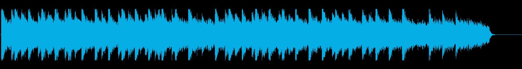 幻想 メルヘン しっとり 安らか 穏やかの再生済みの波形