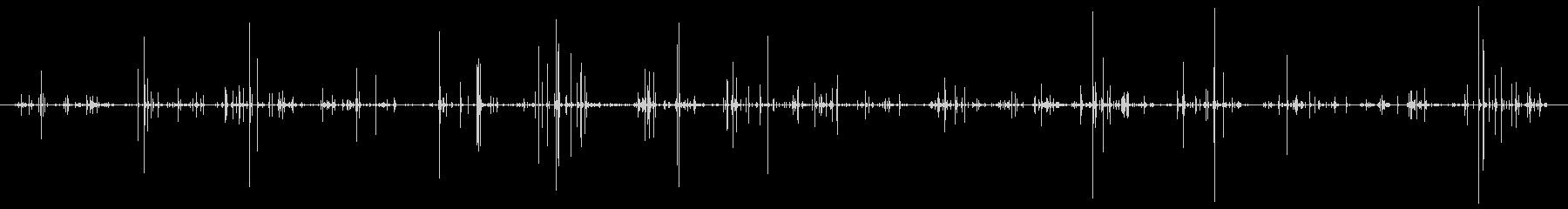 木 竹クラックシーケンス06の未再生の波形