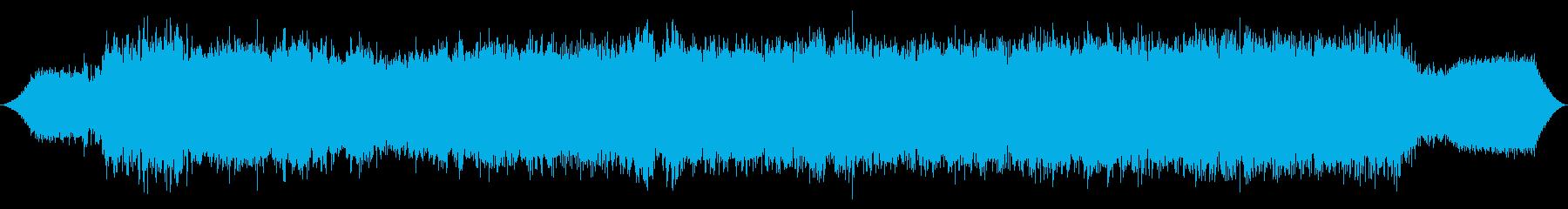 Int:アイドル、低速で逆回転、停...の再生済みの波形