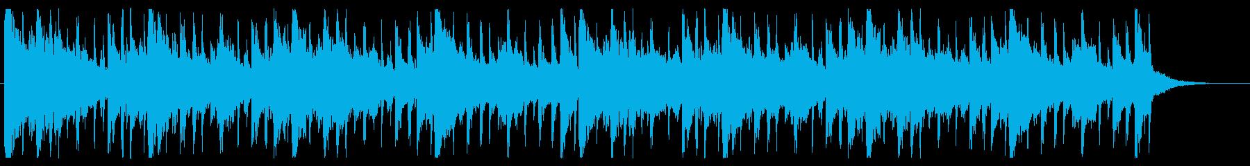 爽やかモーニング/R&B_No598_4の再生済みの波形