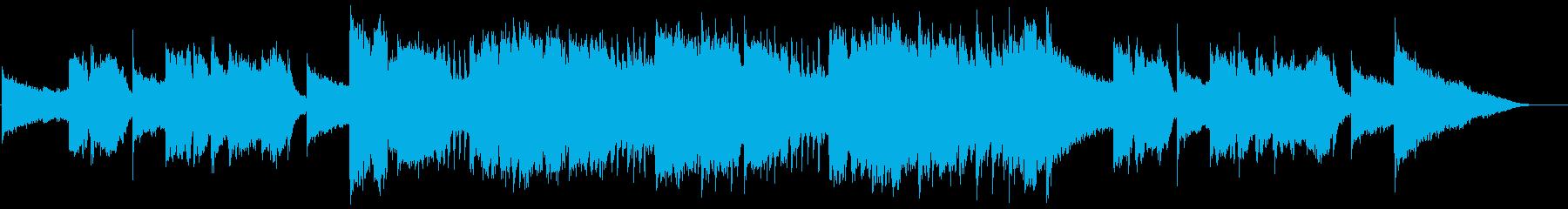 CM・穏やかなアコギポップスの再生済みの波形