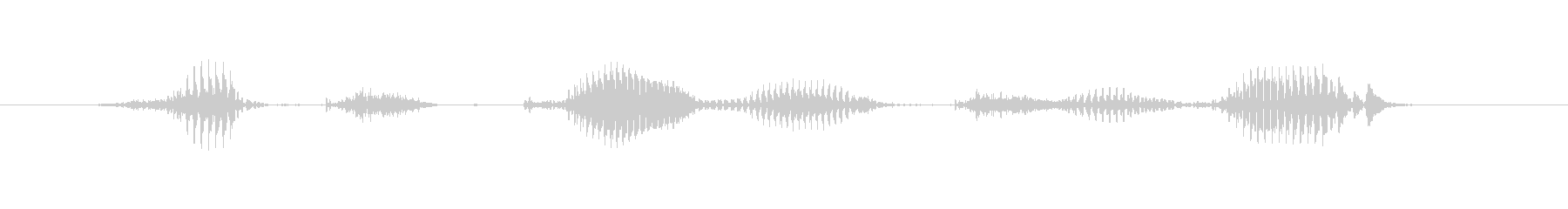 【日数・後】8ヶ月後の未再生の波形