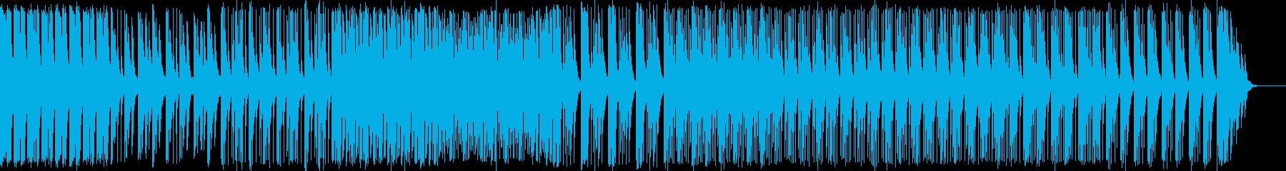 和風料理店に合う琴の音楽2(琴のみ)の再生済みの波形
