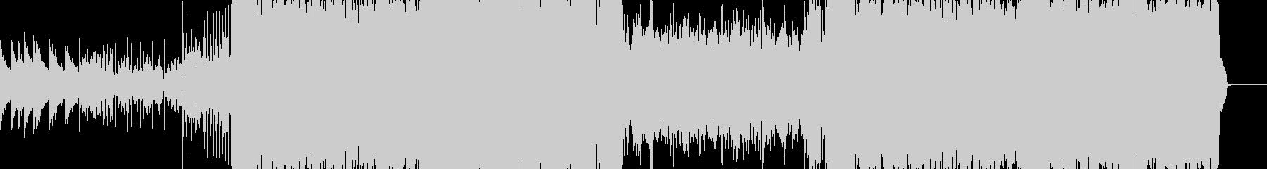 日本の侍!「かっこいいピアノ演奏」の未再生の波形