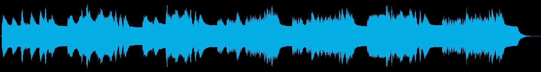 横断歩道 誘導音02-3の再生済みの波形