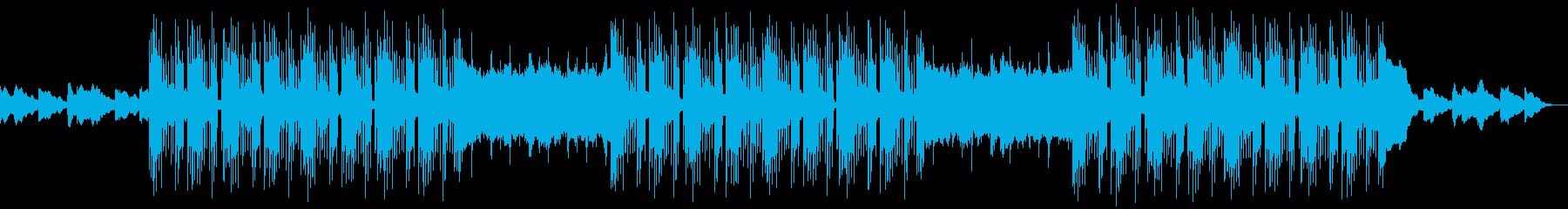 エレピ 切ない R&Bの再生済みの波形