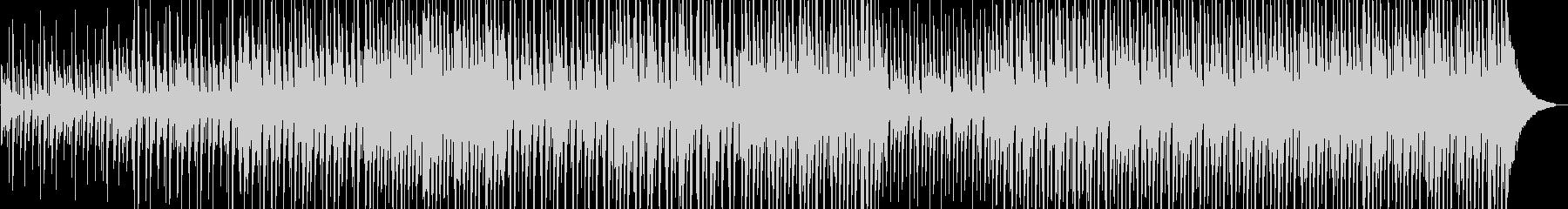 グロッケンが可愛らしい軽快なメロディーの未再生の波形