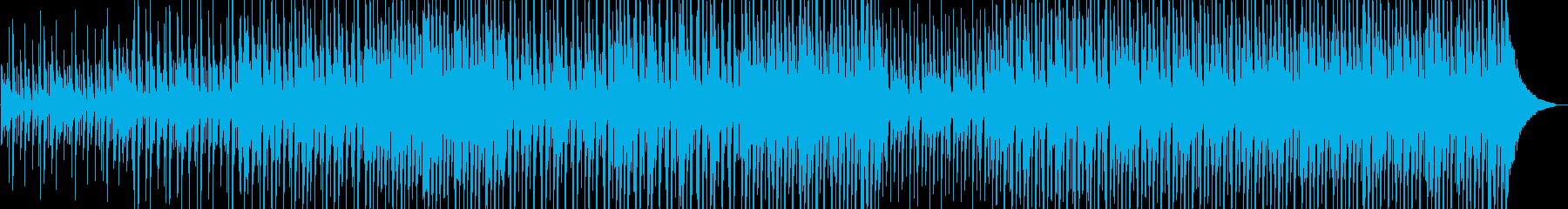 グロッケンが可愛らしい軽快なメロディーの再生済みの波形