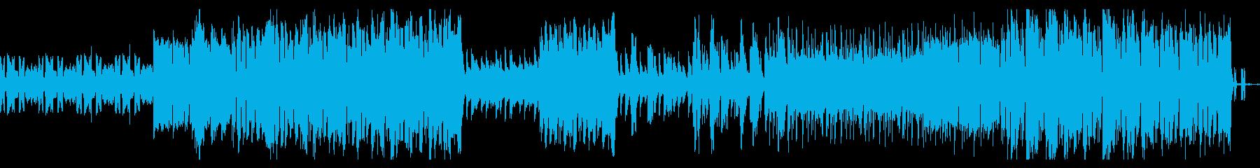 個性的、哲学的なポエトリーリーディングの再生済みの波形