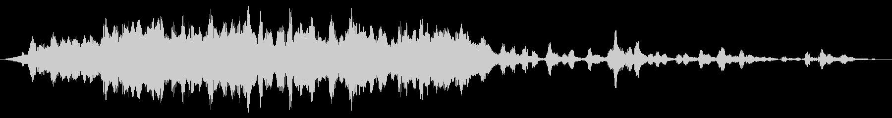 マシンストレッチ、メタルワープ、デ...の未再生の波形