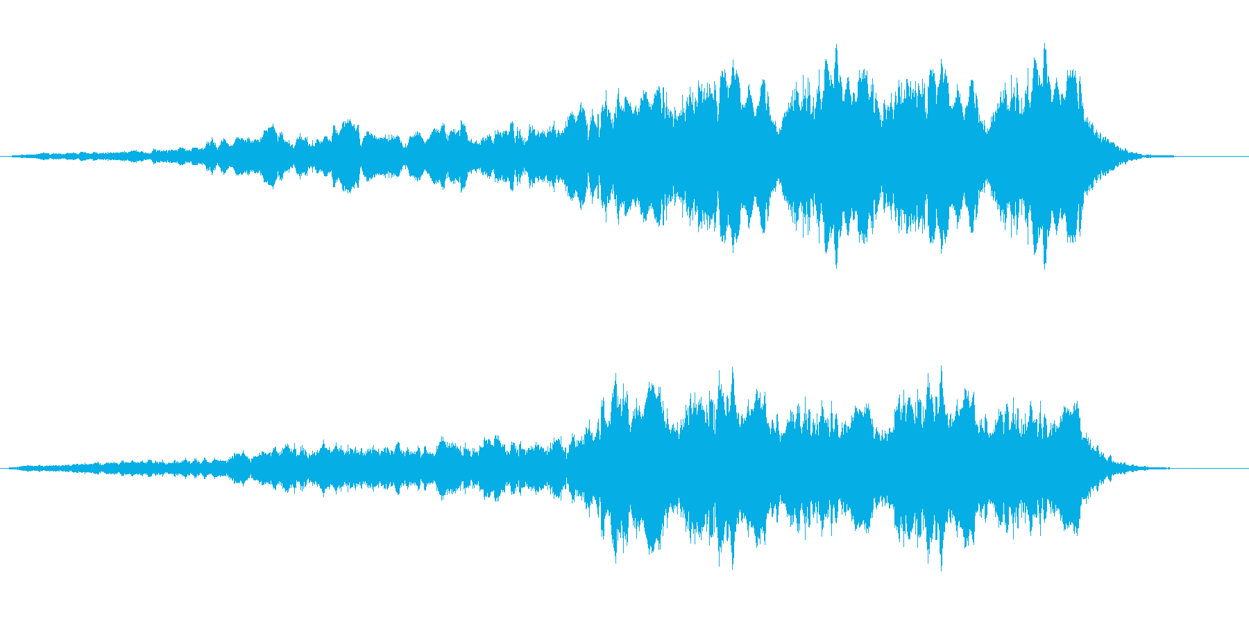 Dark_ホラーで怪しく神秘的-08の再生済みの波形