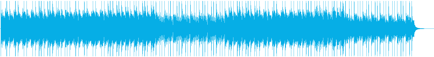 空撮-森-登山-宇宙-空-ゆったり-PVの再生済みの波形