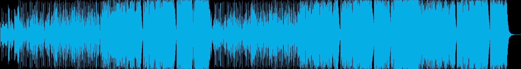 ポップソング、80年代インドシナポ...の再生済みの波形