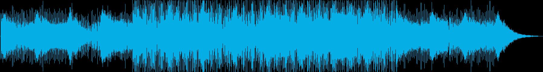 「証拠資料」真相ドキュメンタリーBGM①の再生済みの波形