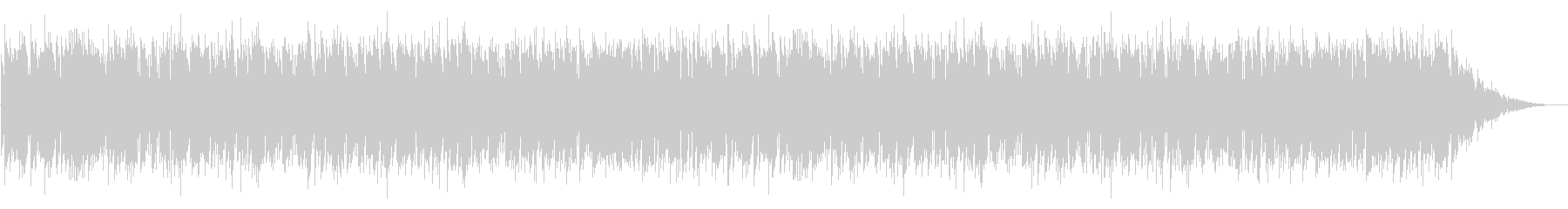 NES アクションC05-1(ステージ3の未再生の波形