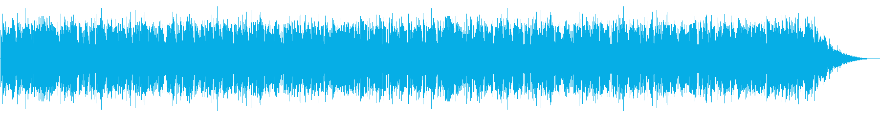 NES アクションC05-1(ステージ3の再生済みの波形