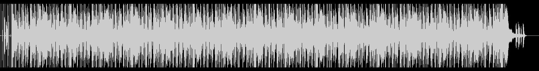 【短いVer6】70年代ファンクロック風の未再生の波形