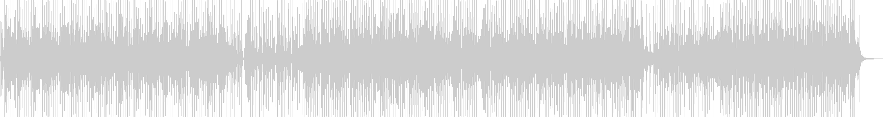 Reggae B inspired by a vacation atmosphere's unreproduced waveform