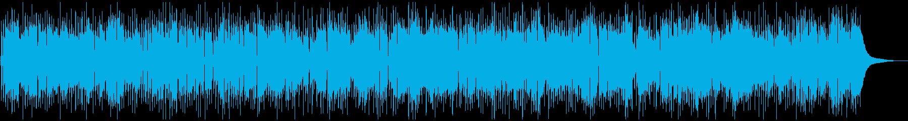 南国のバカンス風ポップレゲエの再生済みの波形