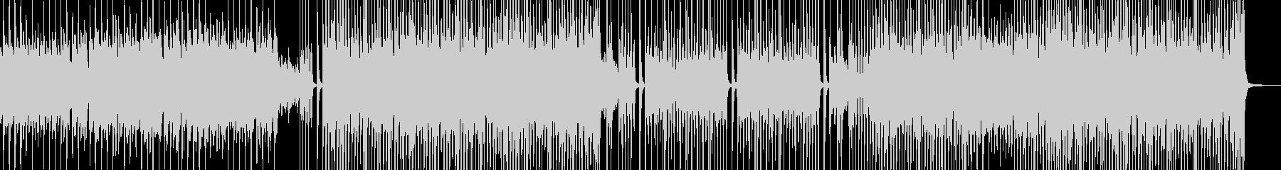 ピクニックシーンに・スィングポップ H2の未再生の波形