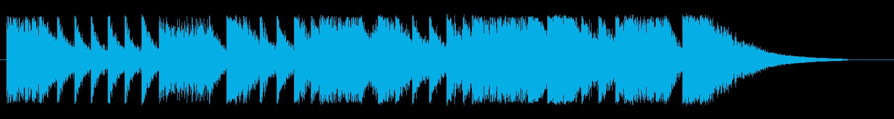 アコーステック 勝利者 パーカッシ...の再生済みの波形