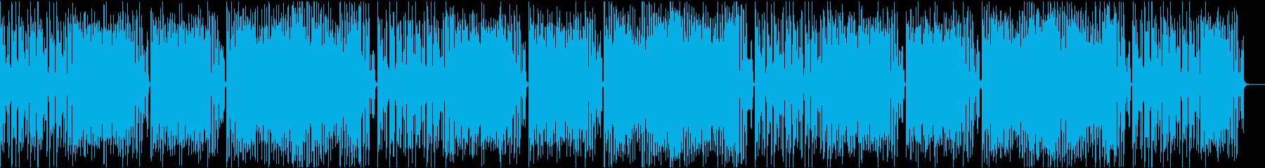 Light, fun, comical's reproduced waveform