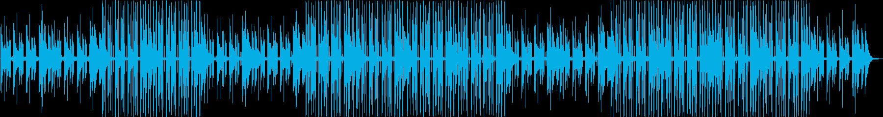 チルアウト・R&B・透明感・空気感・夜の再生済みの波形