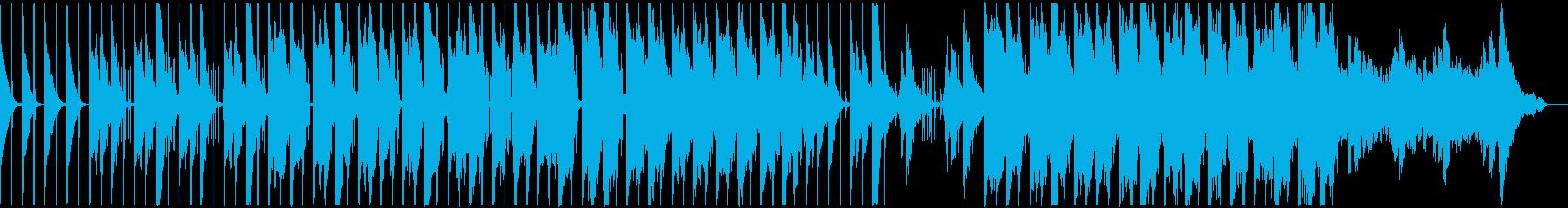 アンニュイでトリッピーなヒップホップの再生済みの波形