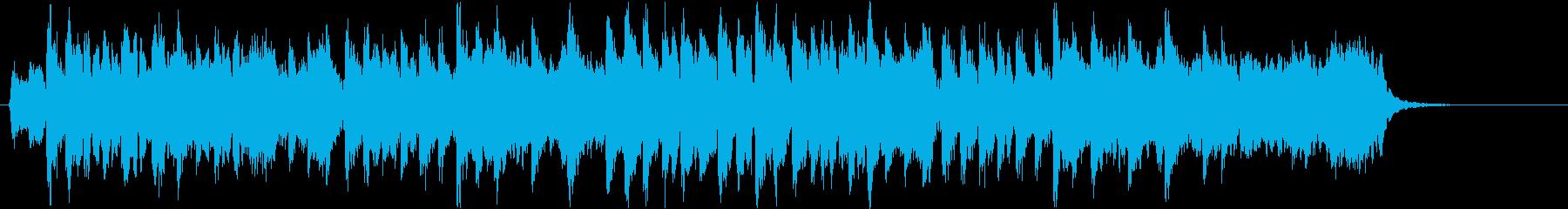 明るく爽やかな和風曲-短縮版の再生済みの波形