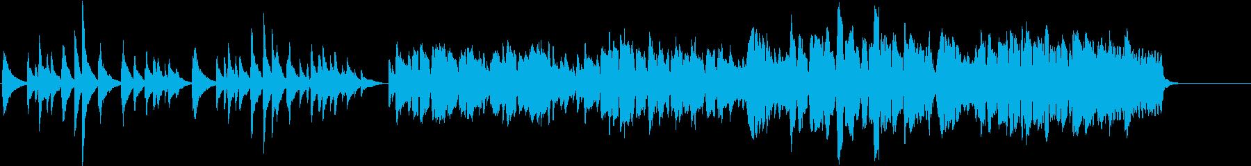 ディズニー ウエスタン風 スワニー河の再生済みの波形