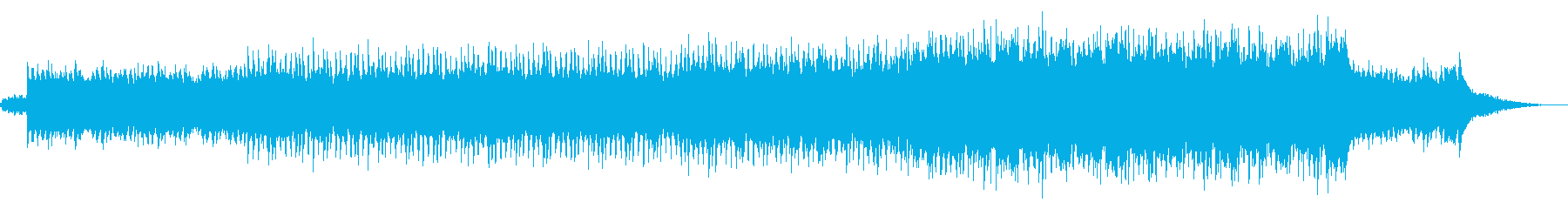 Brave orchestra short's reproduced waveform