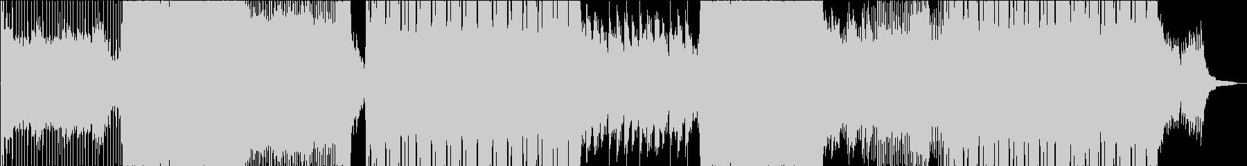 【BGM】水彩メリーゴーランド インストの未再生の波形
