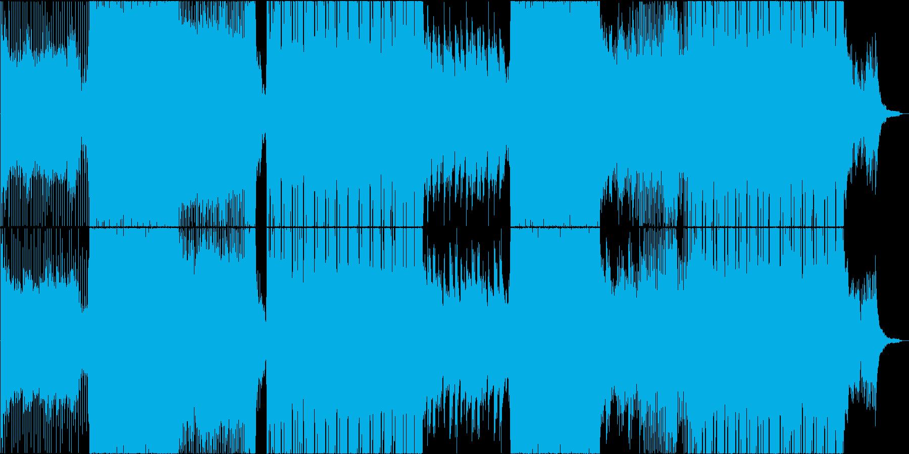 水彩メリーゴーランド/インストの再生済みの波形