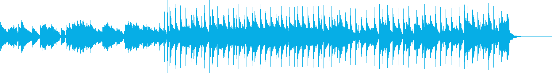 DayGlow  的な80年代ポップスの再生済みの波形