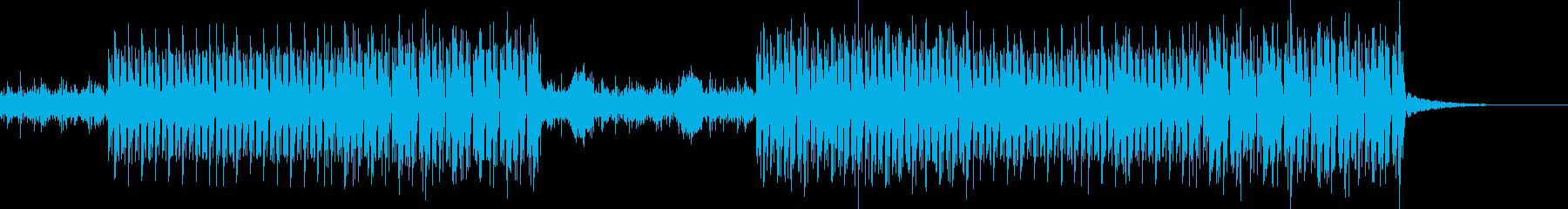 夜・ダンス・ハウス・ドライブの再生済みの波形