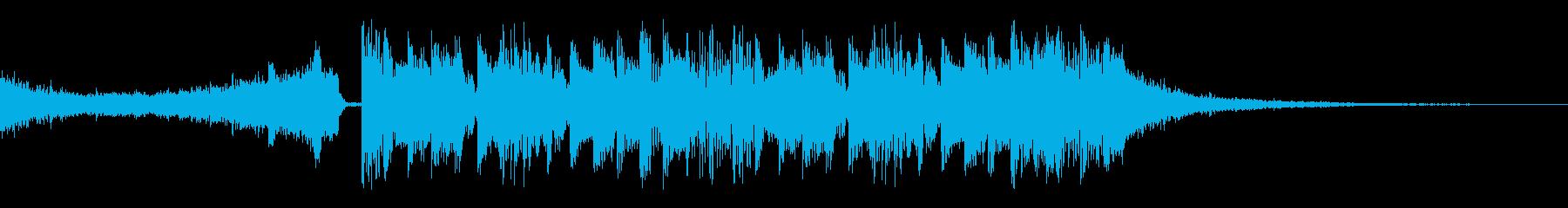 圧延スチールALT。混合の再生済みの波形