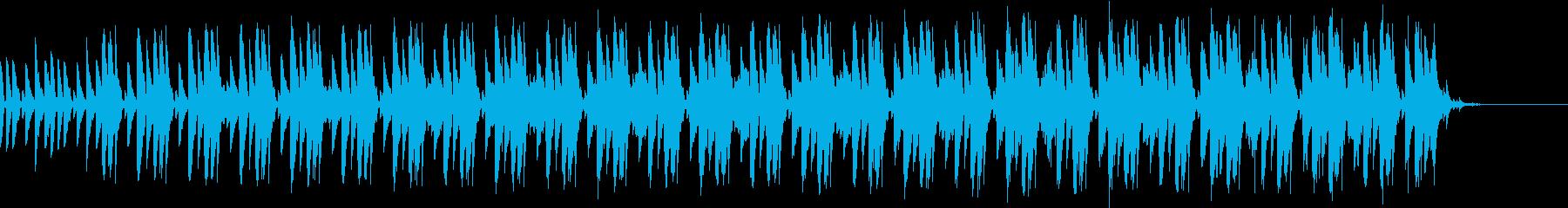 これがメンタリズムです。の再生済みの波形