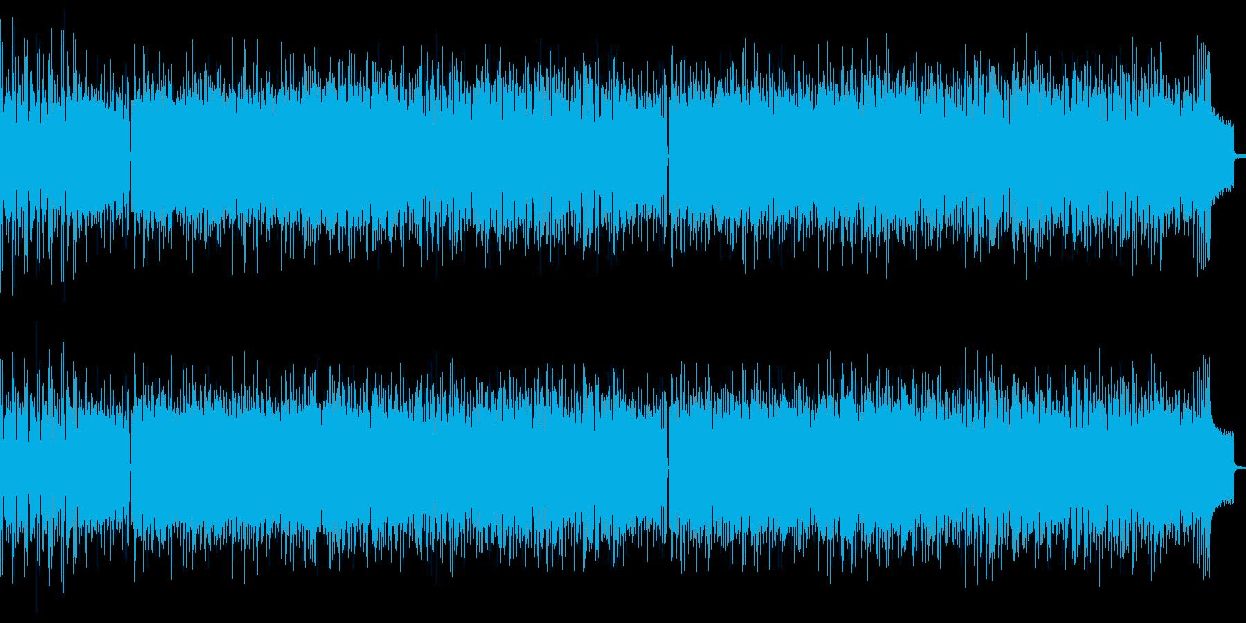 会話のBGM用です。会話の邪魔にならな…の再生済みの波形