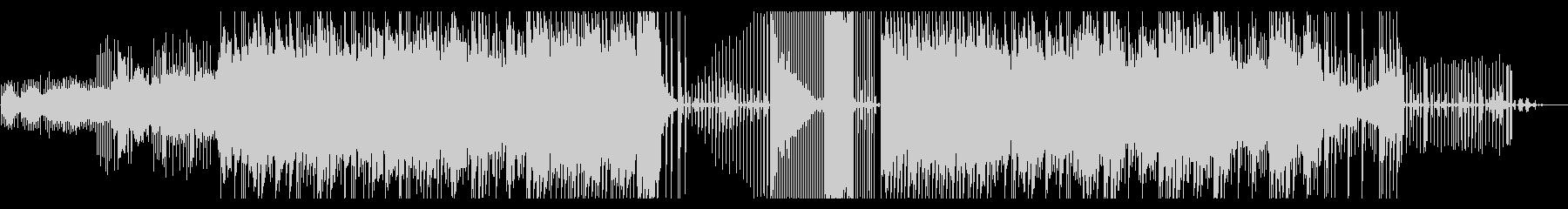 テクスチャー、チルアウト、トラップの未再生の波形
