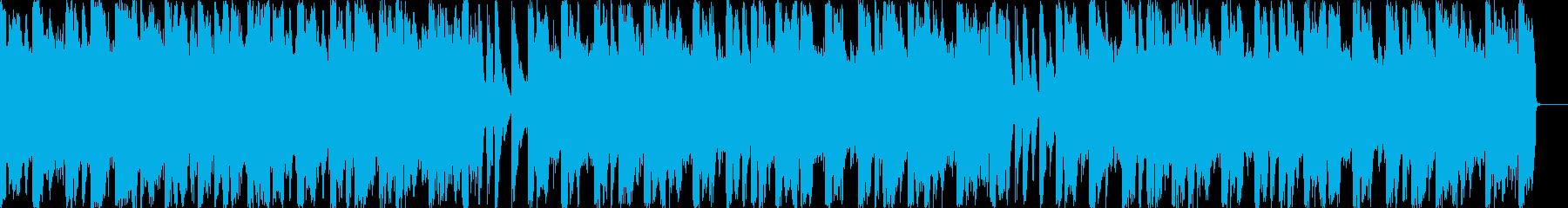 ロック アクション バックグラウン...の再生済みの波形
