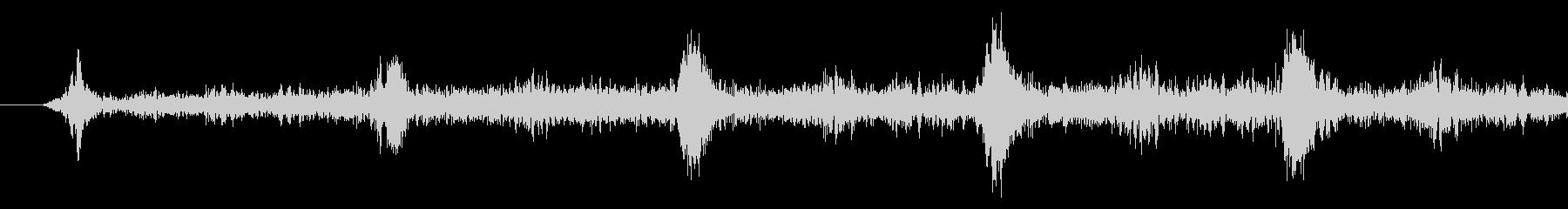 メニュー画面音(ウインドウ,決定等)07の未再生の波形