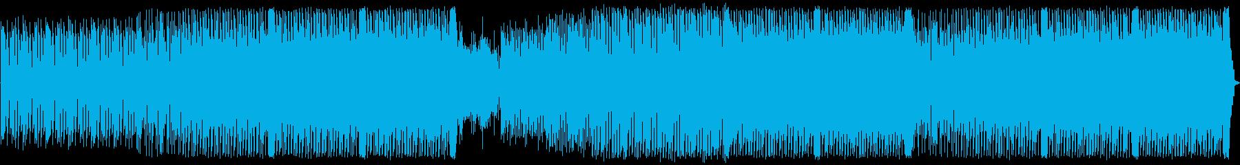 いえ アクション 技術的な 静か ...の再生済みの波形