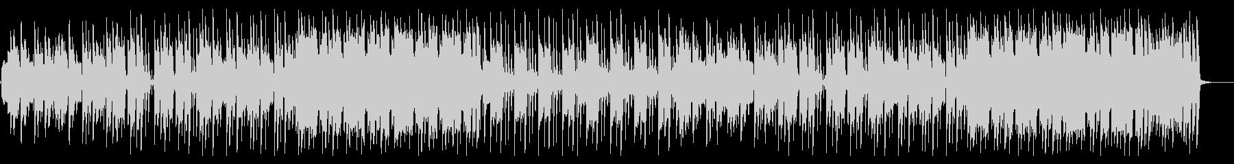 トイ楽器によるほのぼのロックの未再生の波形