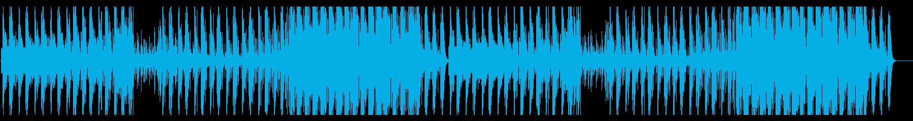 ジャズ オシャレ パーティー 大人の再生済みの波形