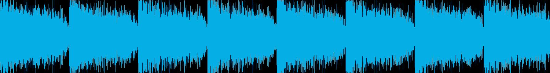 サイレン 緊急 防災 アラーム 警報 5の再生済みの波形