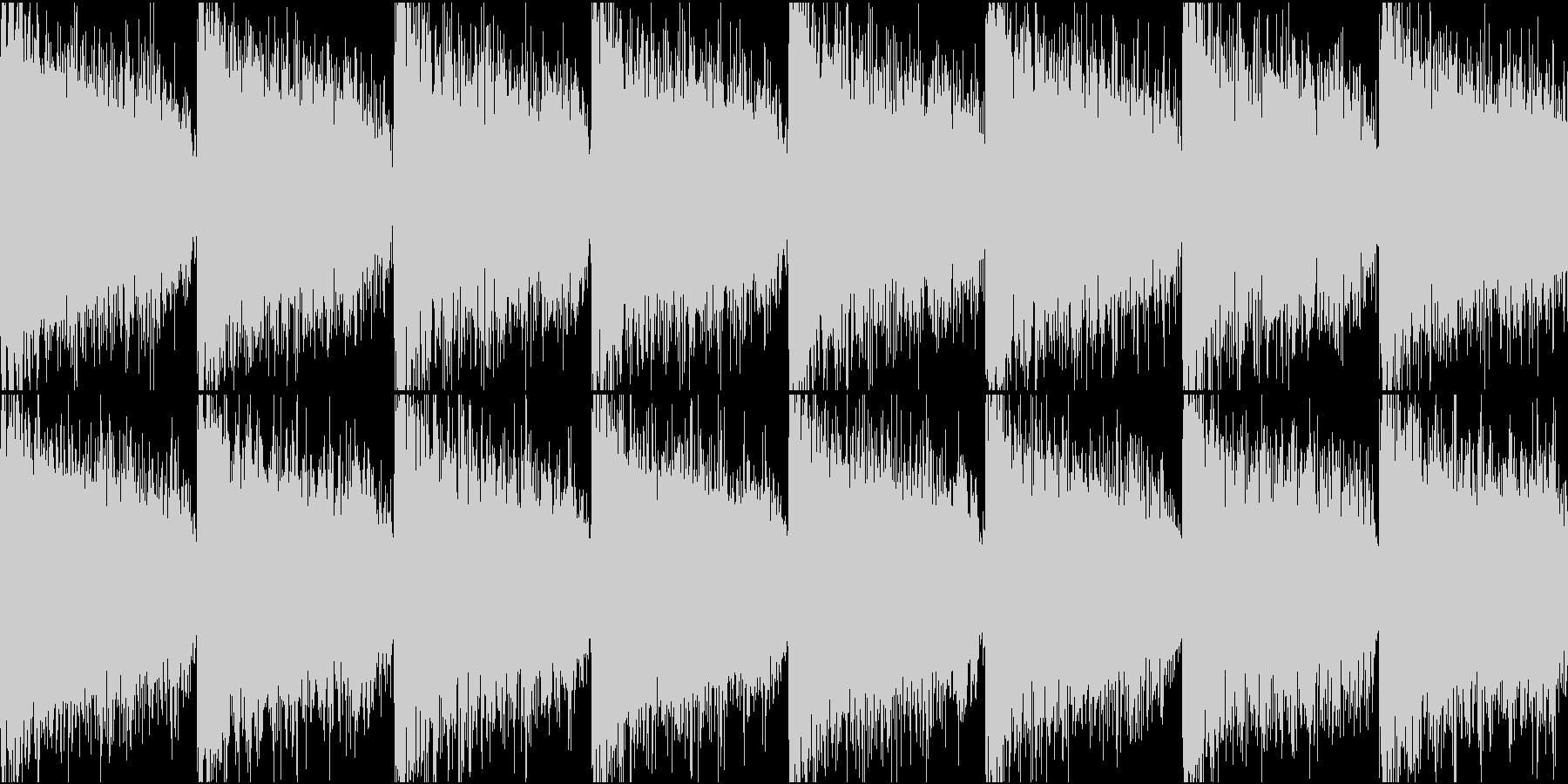 サイレン 緊急 防災 アラーム 警報 5の未再生の波形